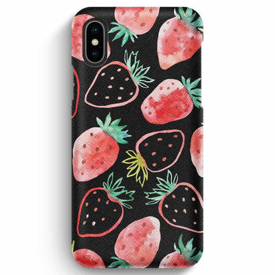 Mobile Mob True Envy iPhone XS Max Case - Berry Love