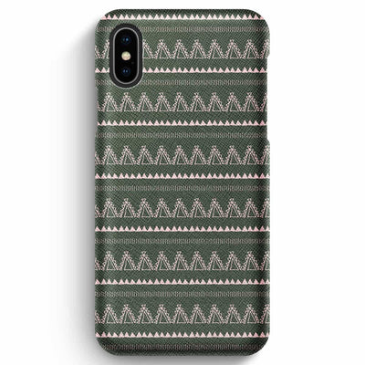 Mobile Mob True Envy iPhone XS Max Case - Stylish Hindu Motive