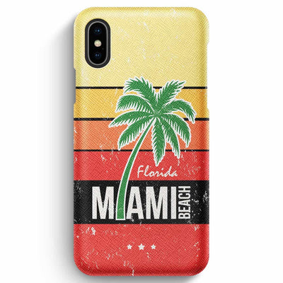 True Envy iPhone XS Max Case - Sunset in Florida
