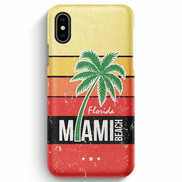 Mobile Mob True Envy iPhone XS Max Case - Sunset in Florida
