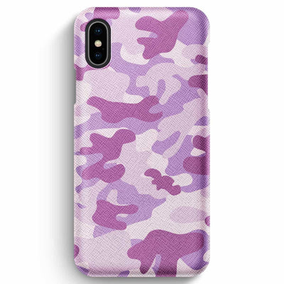 True Envy iPhone XS Max Case - Blazing Camouflage