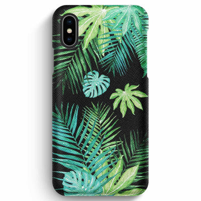 Mobile Mob True Envy iPhone XS Max Case - Tropical life