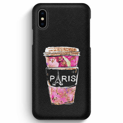 Mobile Mob True Envy iPhone XS Max Case - Bonjour Paris
