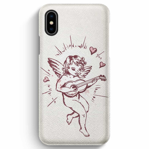 True Envy iPhone XS Max Case - Vintage Angel