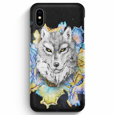 Mobile Mob True Envy iPhone XS Max Case - Wold Gaze