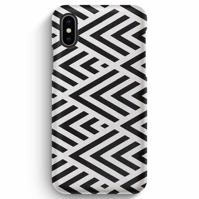 Mobile Mob True Envy iPhone XS Max Case - Zigzagging Nonstop