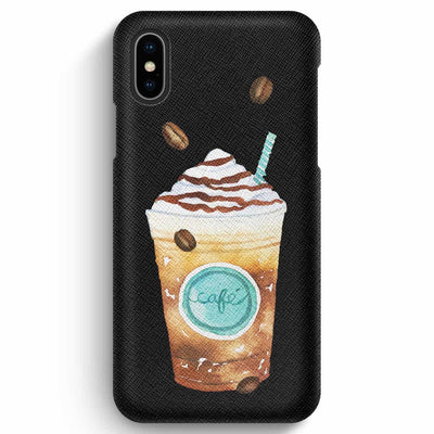 Mobile Mob True Envy iPhone XS Max Case - Cafe Lover