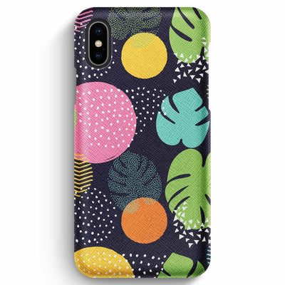 Mobile Mob True Envy iPhone XS Max Case - Contrast in the Jungle