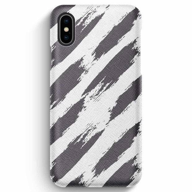 Mobile Mob True Envy iPhone XS Max Case - Abstract Tendency