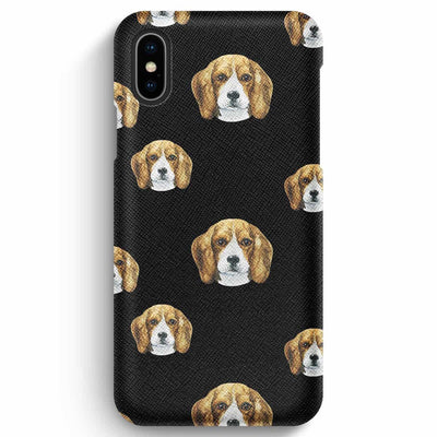 Mobile Mob True Envy iPhone XS Max Case - Cuddly little friend