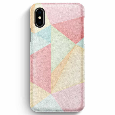 Mobile Mob True Envy iPhone XS Max Case - Fine Cubist Puzzle