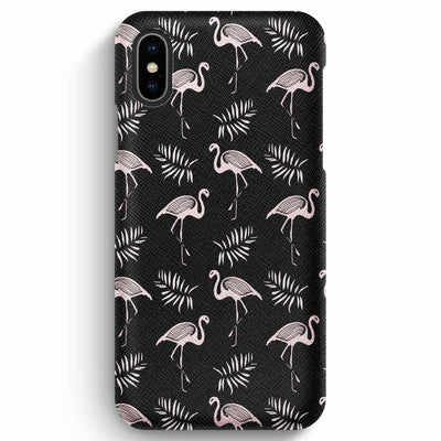 Mobile Mob True Envy iPhone XS Max Case - Flamingo attitude