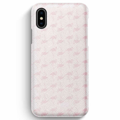 Mobile Mob True Envy iPhone XS Max Case - Fresh Flamingo Motive