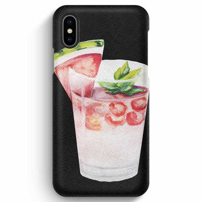 True Envy iPhone XS Max Case - Fresh watermelon mojito