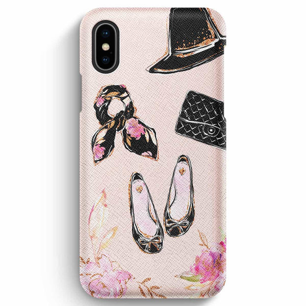 Mobile Mob True Envy iPhone XS Max Case - Go with Glamour