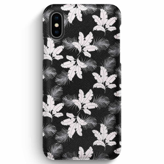 True Envy iPhone XS Max Case - Hawaiian roseate