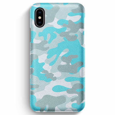 Mobile Mob True Envy iPhone XS Max Case - Icy Camouflage