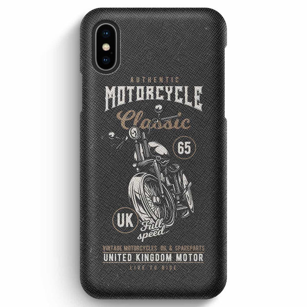 Mobile Mob True Envy iPhone XS Max Case - Live to Ride UK