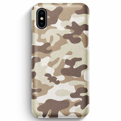 Mobile Mob True Envy iPhone XS Max Case - Matte Camouflage
