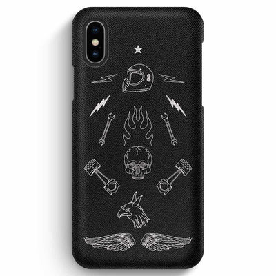 Mobile Mob True Envy iPhone XS Max Case - Moto Maniac