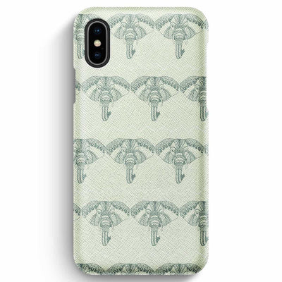 True Envy iPhone XS Max Case - Namaste in Light Green