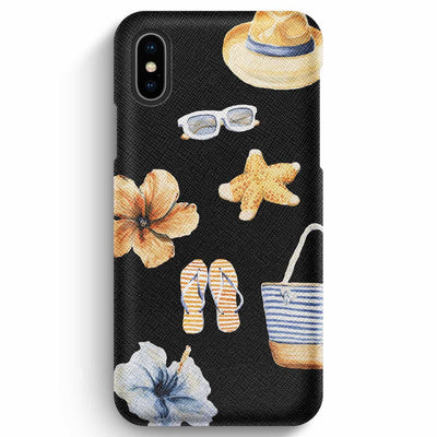 True Envy iPhone XS Max Case - Navy Chic