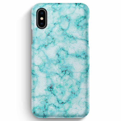 Mobile Mob True Envy iPhone XS Max Case - Ocean Chilling Marble
