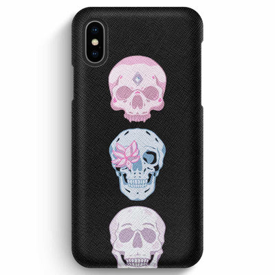 Mobile Mob True Envy iPhone XS Max Case - Rock and Skulls