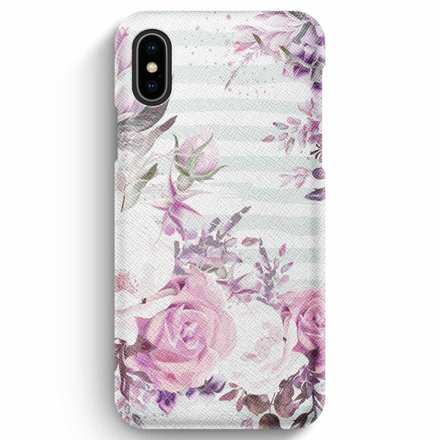 Mobile Mob True Envy iPhone XS Max Case - Scented breeze of Roses