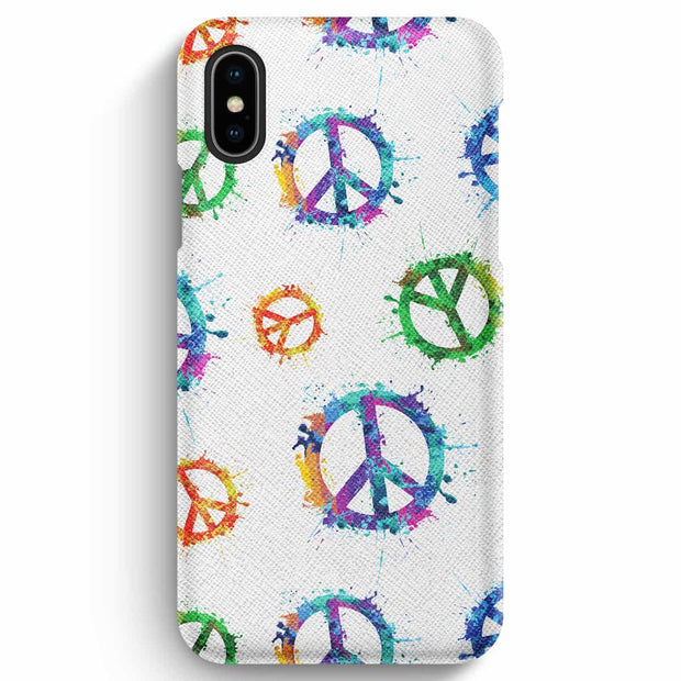 Mobile Mob True Envy iPhone XS Max Case - Shooting-peace