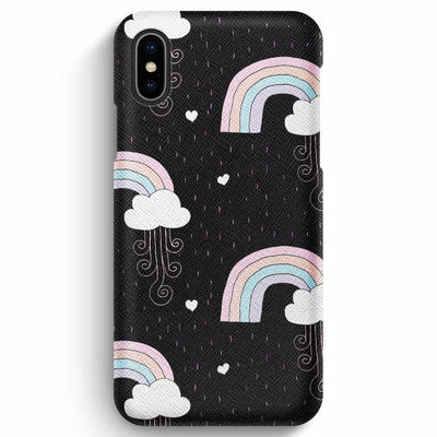 Mobile Mob True Envy iPhone XS Max Case - Sky full of colors