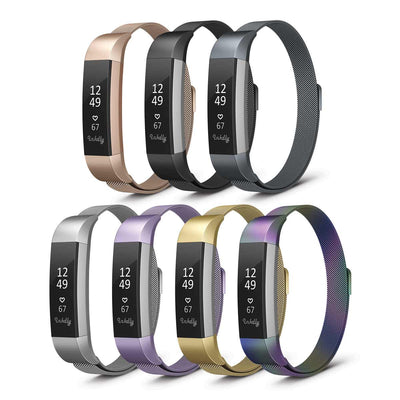 Mobile Mob Milanese Fitbit Alta & HR Band Replacement Magnetic Lock