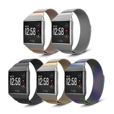 Mobile Mob Milanese Fitbit Ionic Band Replacement Magnetic Lock