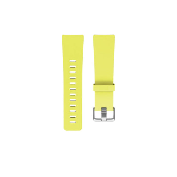 Mobile Mob Fitbit Versa & 2 Bands Replacement Straps Small / Fluro Yellow