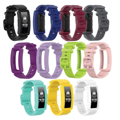 Mobile Mob Fitbit Ace 2 Bands Replacement Straps with Buckle (Kids size)
