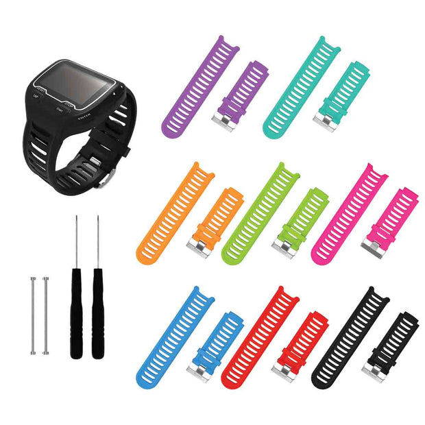 Mobile Mob Garmin Forerunner 910XT Bands Replacement Strap