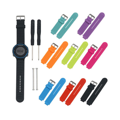 Mobile Mob Garmin Forerunner 230/235/630/220/620/735 Replacement Bands Strap Kit