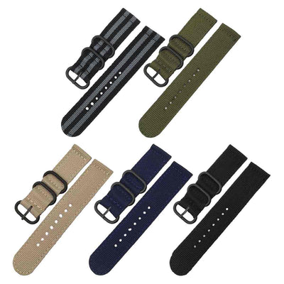 Mobile Mob NATO Garmin Replacement Bands (20mm)