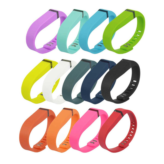 Fitbit Flex Bands Replacement Bracelet Wristband + Clasp (Small or Large)