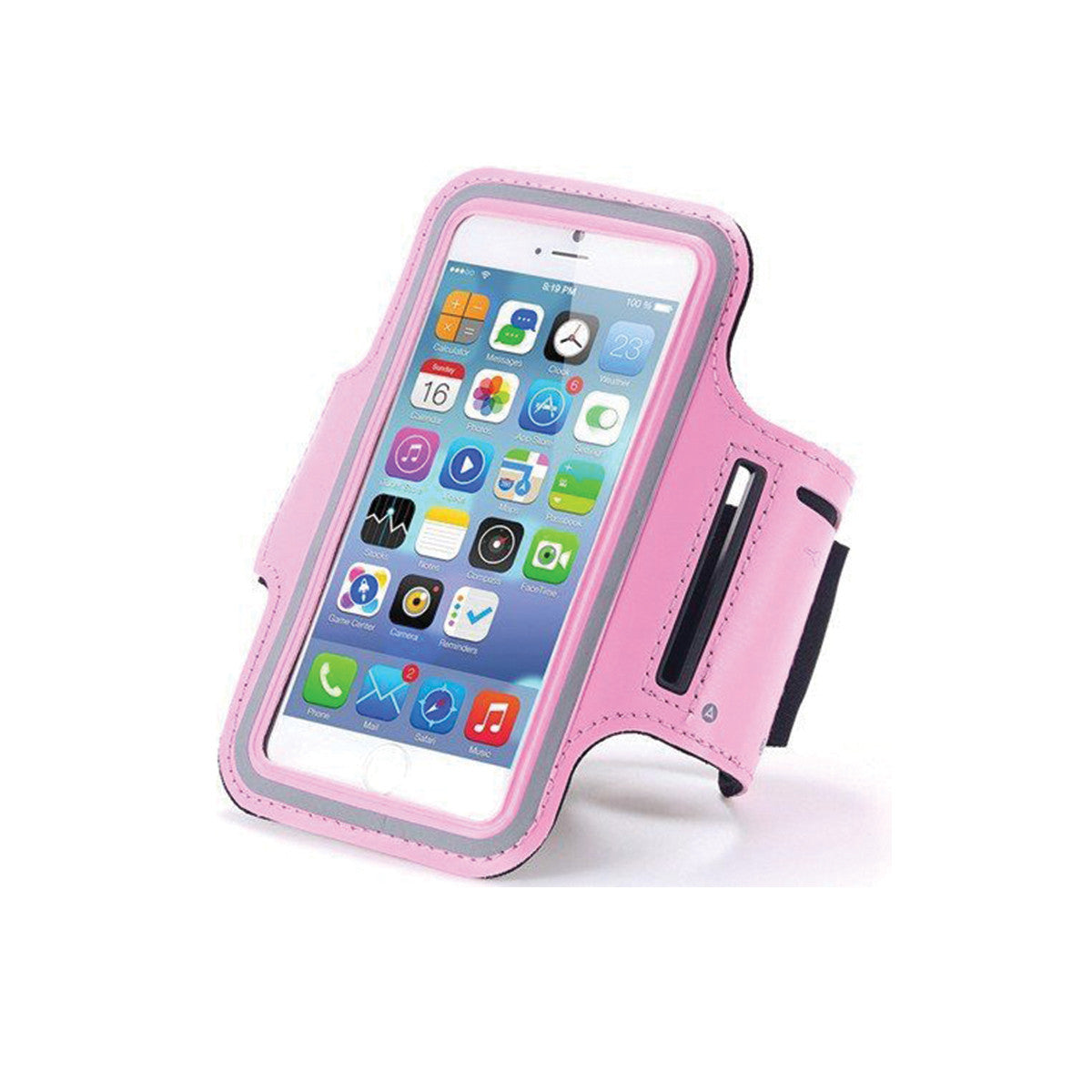 Gym Running Armband For Apple iPhone 5 6 7 & Plus