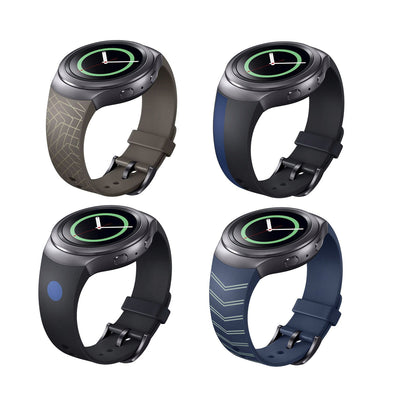 Designer Samsung Gear S2 Replacement Band Straps