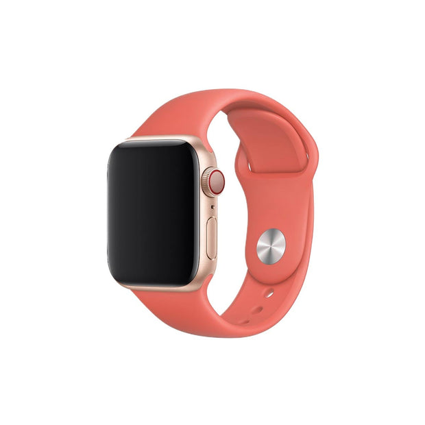 Mobile Mob Sport Apple Watch Bands Replacement Strap 38MM/40MM / Coral
