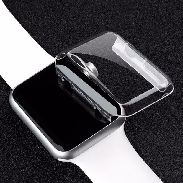 GuardeD Protective Apple Watch Case & Screen Protector Series 1,2,3 & 4