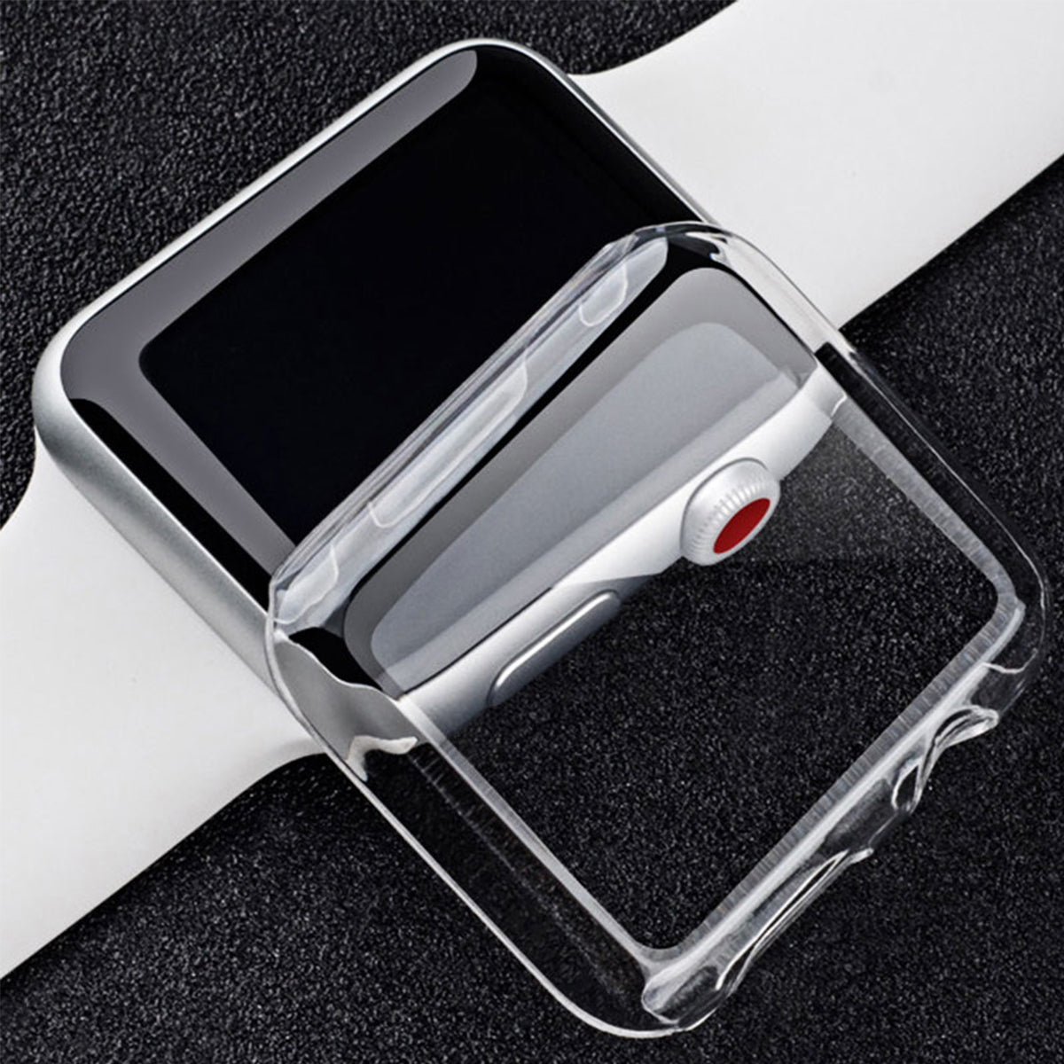 GuardeD Protective Apple Watch Case & Screen Protector (42mm or 38mm)