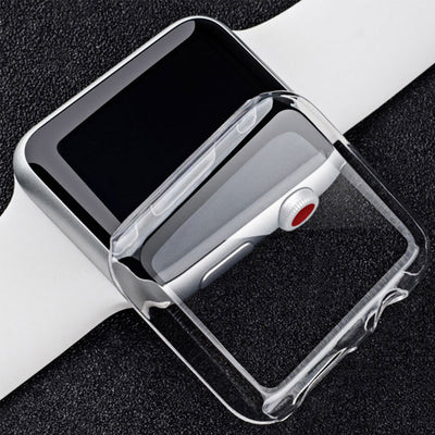 Mobile Mob GuardeD Protective Apple Watch Case & Screen Protector Series 1,2,3 & 4 38MM / Series 3