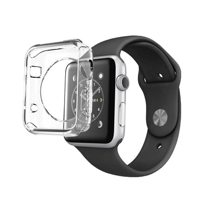 Mob Slimfit Clear Case For Apple iWatch 1 & 2 (38mm)