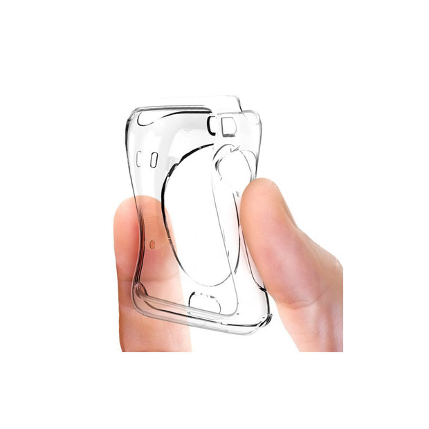 Mob Slimfit Clear Case For Apple Watch Series 1,2,3 & 4