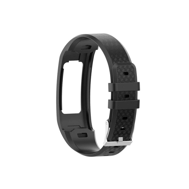 Mobile Mob Secure Garmin Vivofit 1 & 2 Band Replacement Strap with Buckle Small / Black
