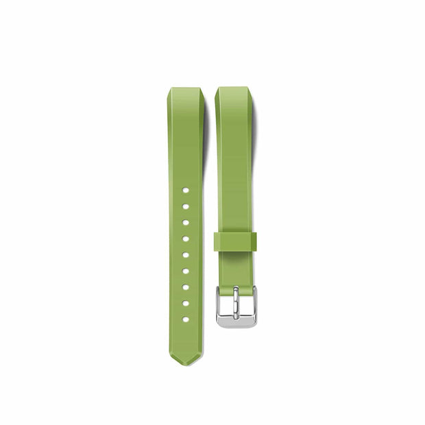 Mobile Mob Fitbit Alta HR Bands Replacement Strap Classic with Buckle Lime