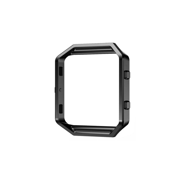 Mobile Mob Metal Alloy Fitbit Blaze Frame Replacement Cradle Black Night